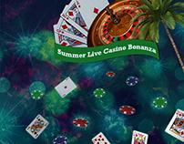 Banner set | Casino promotion