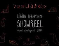 Showreel - 2014