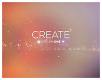 Create Volume One: Colourful Fine Art