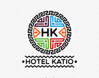 HOTEL KATIO BRAND REDESIGN
