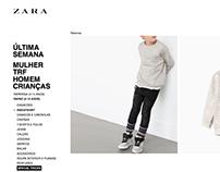 Zara Boy - Product Development