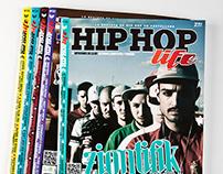 HIP HOP LIFE magazine #22 to #51 (jun 2011 to nov 2013)