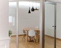 Diseño de interior para asesoría