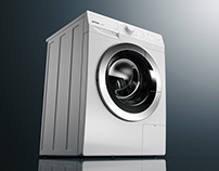 Gorenje Washer - CGI & Retouching