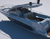 Salpa GT40 3D model