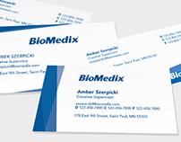 BioMedix Branding