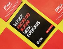iPlex Brochure Design