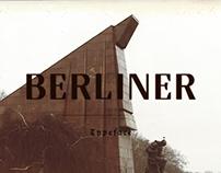 BERLINER TYPEFACE