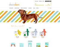 Website: Dear Dani