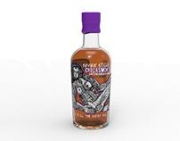 3D - Seven Stills Chocasmoke Whiskey