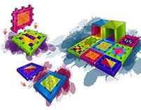Digital Sketches   Toy Design