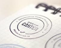 Dream Caster - Branding