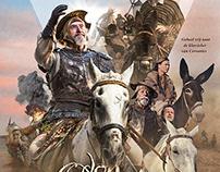 V Volkskrant Don Quixote