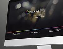 Rebranding of LEDs Inspire