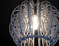 openwork lamp