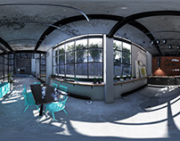 WMSTUDIO Loft Interior Design Showcase VR