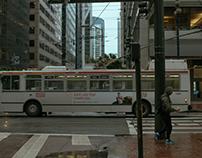 Gloomy Days in San Francisco