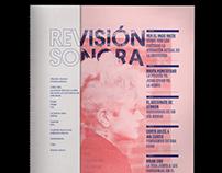 REVISIÓN SONORA #1 — 1980 - 1981 / Editorial