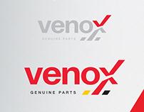 Venox | Logo | Branding | identity