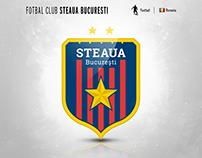 Steaua București | logo redesign