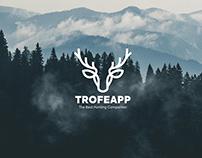 Trofeapp - Hunting App - UI/UX Design