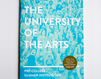 University of the Arts   Pre-College Summer Institute