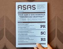 Journal | Jornal ASAS - Uma agenda voadora