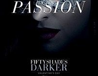 Fifty shades darker - character banner
