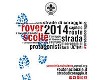 Agesci - Route nazionale 2014
