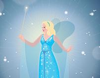 Walt Disney's Pinocchio - The Blue Fairy