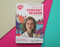 Birmingham Symphony Orchestra Season Illustrations