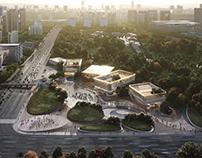 10 Design | Wuhan Baozixi Park