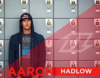 Aaron Hadlow Corporate CV