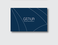 Genua visual identity