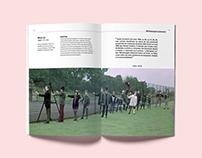 Poster + Flyer + Brochure | Antonioni & Bergman