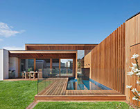 Barwon Heads Villa by Bower Architecture