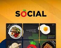 Restaurant   Social Media