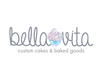 Bella Vita - Logo & Branding Design