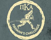 Pi Kappa Alpha's Fireman's Challenge 2015