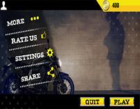 bike Game UI