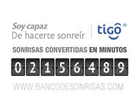 Tigo - #SoyCapazDeHacerteSonreír