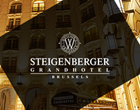 Steigenberger Grand Hotel Brussels - Website