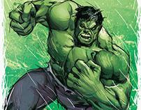 Hulk Molded Foam (Marvel)
