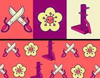Kung Fu Icons