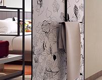 New York Luxury Hotel   A Sparrow's Flight Wall Art