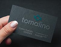 Rebranding | Tomalino