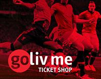 GoLiv - Ticket