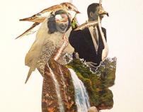Que par de pájaros los dos