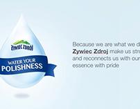 Zywiec Zdroj (Danone Waters) - Water Your Polishness
