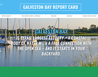 Galveston Bay Report Card